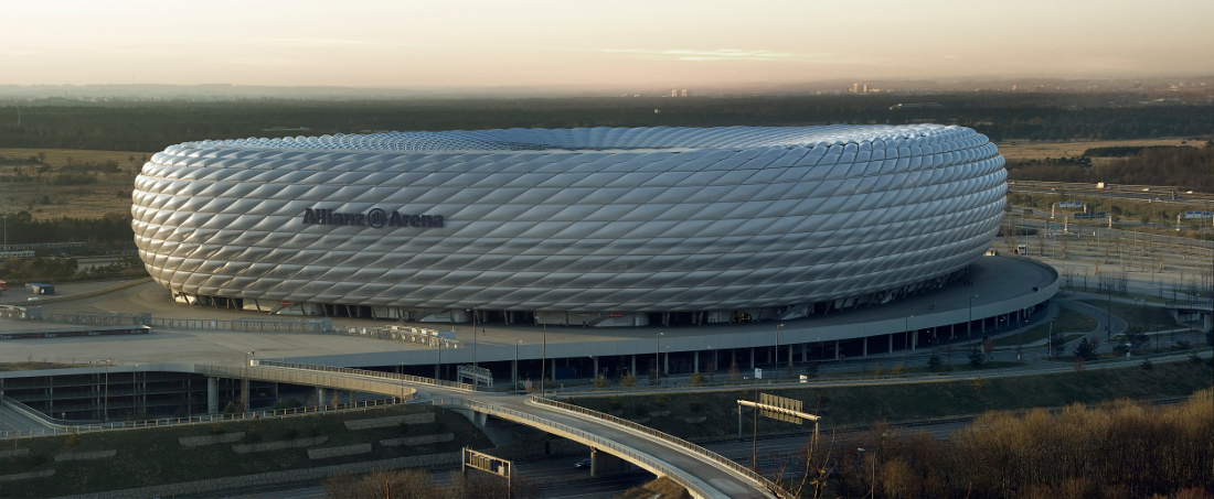 Allianz Arena, Munich, Germany 21:00