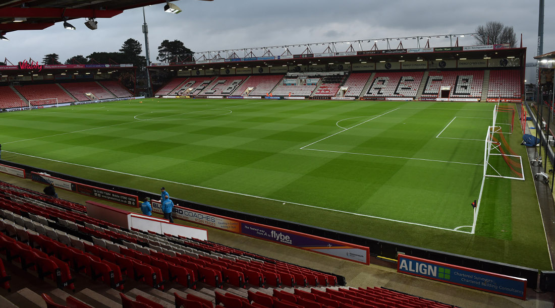 Vitality Stadium, Bournemouth, United Kingdom