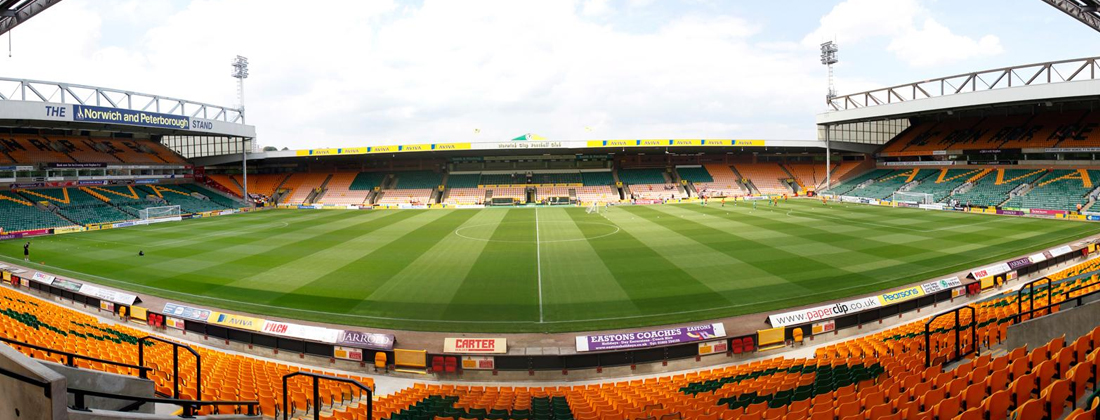 Carrow Road, Norwich, United Kingdom
