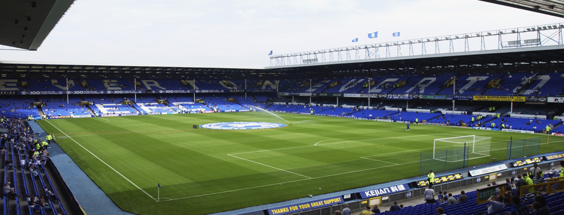 Goodison Park, Liverpool, United Kingdom