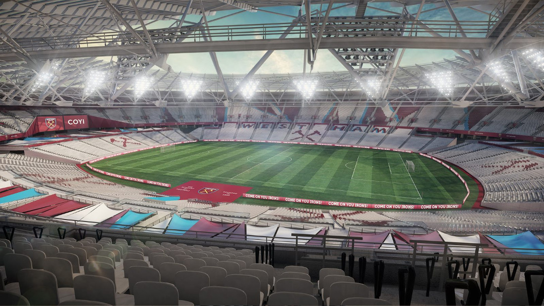 London Olympic Stadium, London, United Kingdom