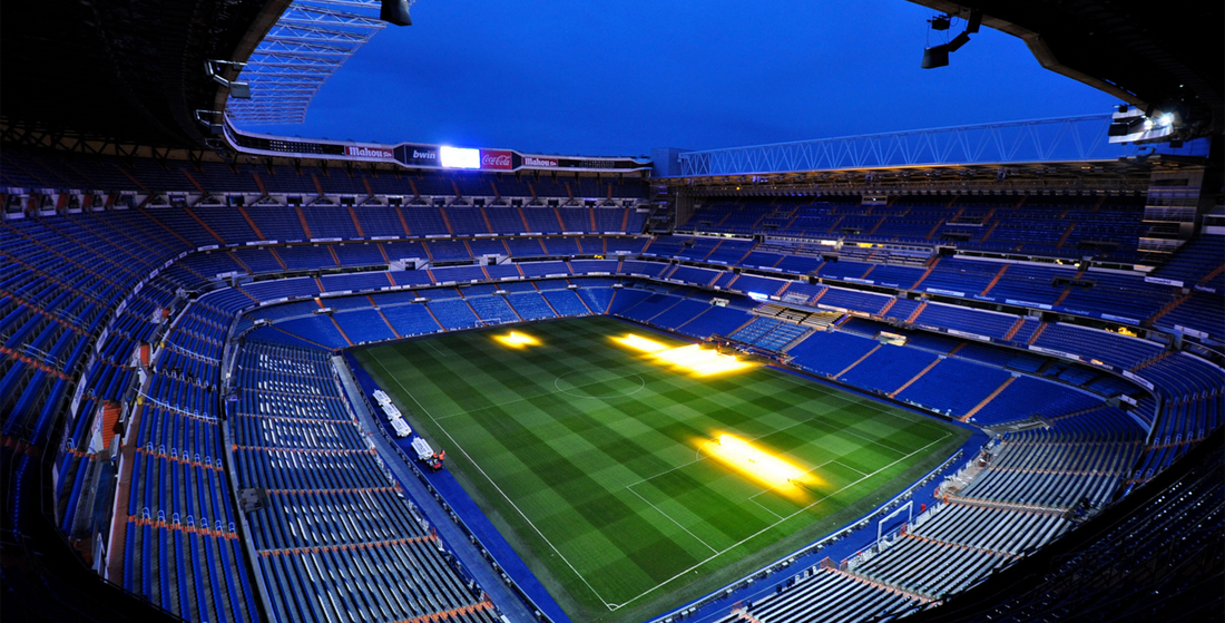 Santiago Bernabeu, Madrid, Spain